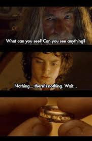 Lord Of The Ring Memes - funny lord of the rings meme