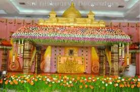 Wedding Backdrop Coimbatore Wedding Decorators In Coimbatore Wedding And Stage Decorators In