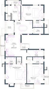 1300 sq ft 3 bhk 2t apartment for sale in pushkar saiarpitha