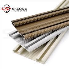 aluminium ceiling mount double mount curtain track buy aluminum