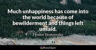 fyodor dostoevsky quotes brainyquote