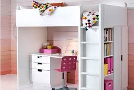 bureau fille et blanc bureau fille blanc bureau secrétaire blanc design moderne