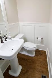 wood flooring powder room my stamford ct home