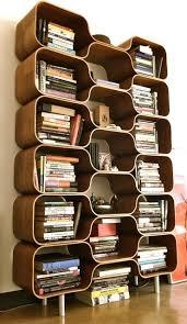 Stylish Bookshelf 60 Creative Bookshelf Ideas Mid Century Modern Bookcase Mid