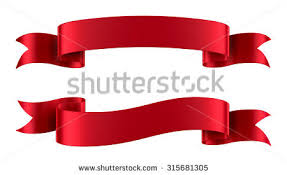 decorative ribbons set decorative ribbon banners isolated stock illustration