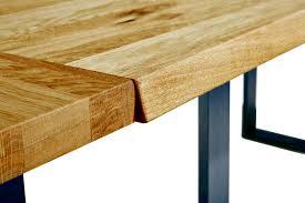 Esszimmertisch Naturkante Esstisch Mit Baumkante Maximale Natürlichkeit Aus Holz