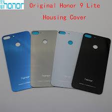 9 light door window replacement original glass rear housing cover for huawei honor 9 lite