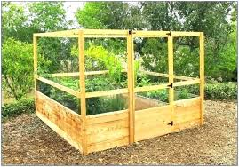 Diy Garden Bed Ideas Diy Raised Garden Bed Plans Hydraz Club