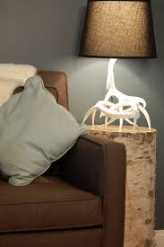 Antler Table Lamp Best 25 Antler Lamp Ideas On Pinterest Antler Decorations Deer