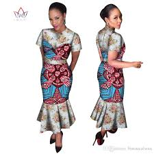 plus size summer dresses women 2017 traditional african fashion
