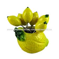 tooth pick holders china toothpick holders special ceramic lemon shape holders for