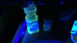 Glow In The Dark Home Decor Glow In The Dark Food Youtube