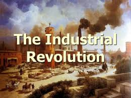 causes and effects the industrial revolution