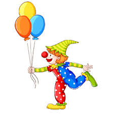 clowns balloons clown with balloons circus images
