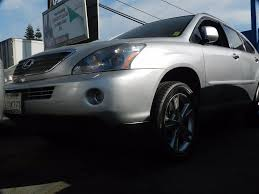 lexus suv for sale used 2008 lexus rx 400h navigation awd suv for sale in midway city