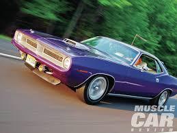 1970 hemi cuda and 1968 gtx 4 no car no fun muscle cars and
