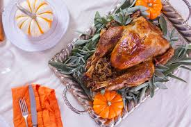 thanksgiving smoked turkey recipe thanksgiving turkey recipes genius kitchen