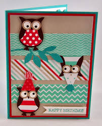143 best owl punch cards images on pinterest owl card owl punch