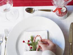 festive christmas table decorations kitchen diy christmas table