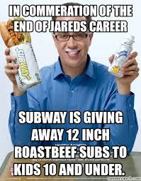 Jared Meme - image jpg