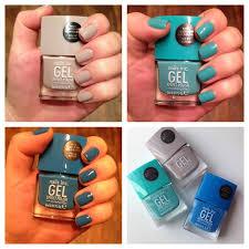 nails inc gel effect polish mercer street daily musings