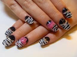animal print acrylic nail designs u2013 slybury com