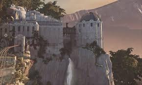 Mansion Design Gamasutra Level Design Deep Dive Dishonored 2 U0027s
