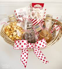 how to make inexpensive gift baskets diybunker