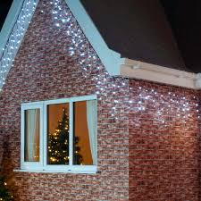 icicle lights outdoor sacharoff decoration