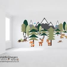 Wall Decals For Nursery Shop Nursery Wall Decals Fox On Wanelo