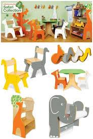 kids animal table and chairs pkolino safari collection meble pinterest collection kids
