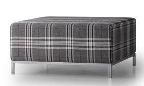 Plaid Ottoman The Modern Contemporary Le Pouf Ottoman By Trica Furniture Five