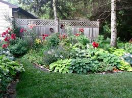 picking the most suitable flower garden ideas home decorating
