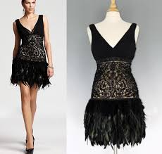 the theme of the 1920s style dresses for the party wedding ideas