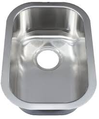 Small Sinks Professional Home Supply Stainless Steel Single Bowl Undermount