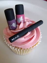 makeup cake toppers best 25 makeup cupcakes ideas on mac cake spa