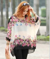 blouses sale low price sale plus size blouses flower printed summer