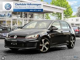 orange volkswagen gti new volkswagen golf gti vancouver bc