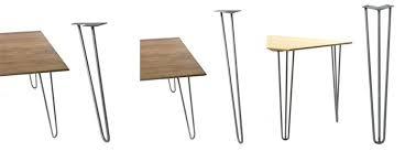 small metal table legs metal furniture legs modern tiidal co