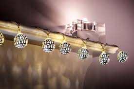 Battery String Lights Mini by Set Of 12 Battery Operated 2 5m Indoor String Lights Mini Maroq