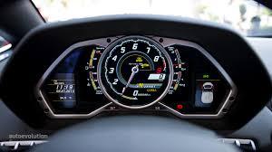 lamborghini murcielago speedometer 2014 lamborghini aventador roadster review page 4 autoevolution
