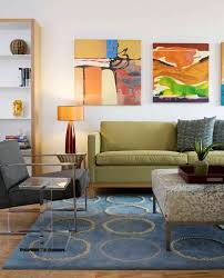 Mid Century Modern Area Rugs by Funky Sofa Fashion Dc Metro Eclectic Living Room Decorators With