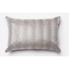Lumbar Decorative Pillows Modern 14x20