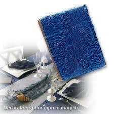 filet de peche decoratif filet de pêche bleu pour les décorations mariage sur le thème mer