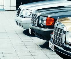 mercedes classic modified battle of the classic mercedes benz s class w116 vs w126 and