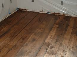 image of simple diy plywood flooring floors wood
