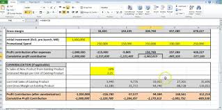 Demand Forecasting Excel Template by How To Use The Atar Forecasting Excel Template