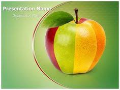 fresh apple powerpoint template is one of the best powerpoint