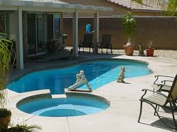 Pool Ideas For Backyards Small Pool In Backyard Outdoor Goods