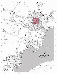 denmark wa maps inlet map denmark western australia